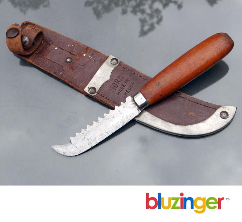 Erik Frost Mora Knife Sweden
